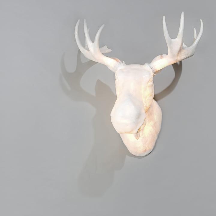 northernlighting - Moo Wandleuchte, white