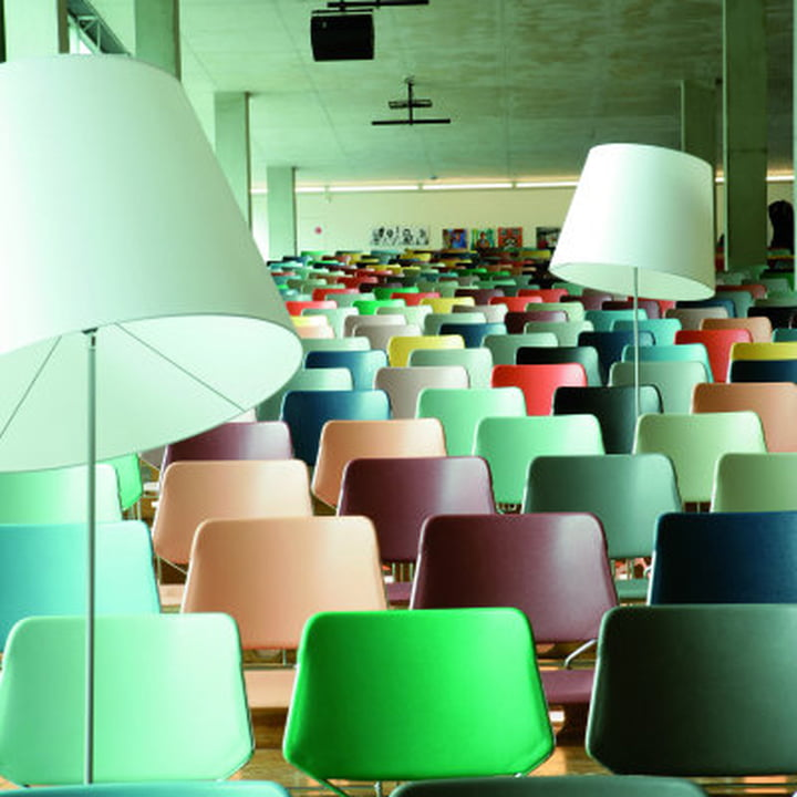 Moooi - Double Shade Stehleuchte