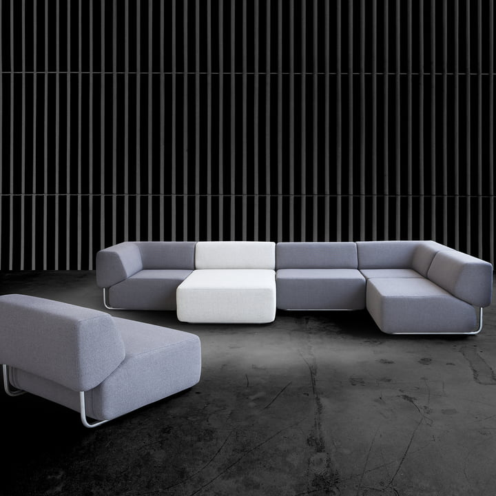 noa modulsofa softline shop. Black Bedroom Furniture Sets. Home Design Ideas