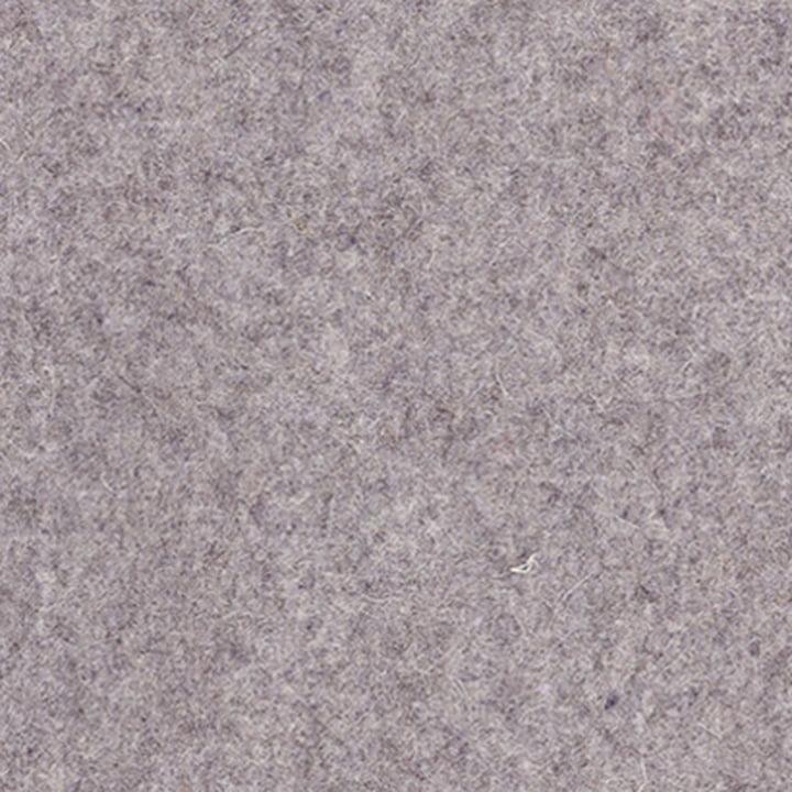 Stoffmuster Filz grau (620)