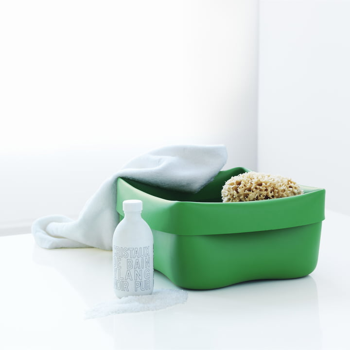 Normann Copenhagen - Washing up bowl, grün - Ambiente