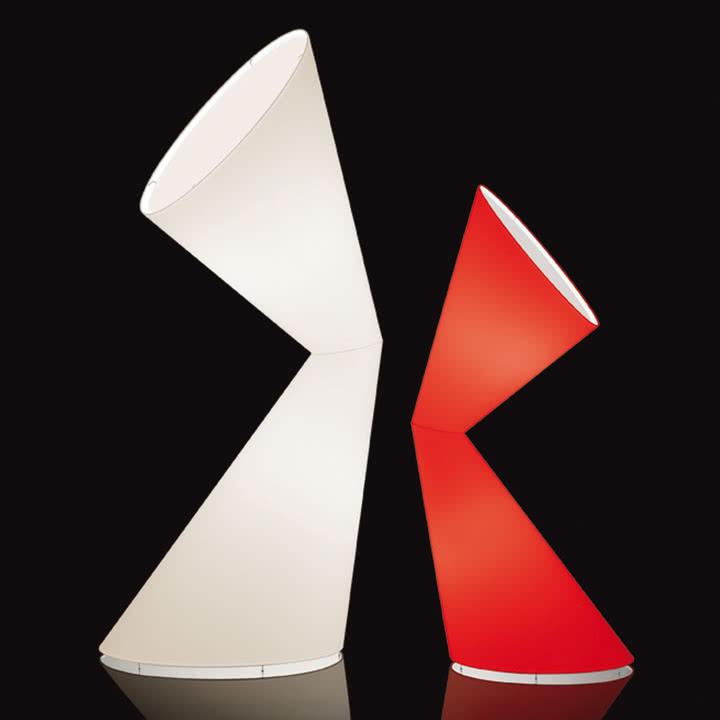 Kundalini - La La Lamp, weiß