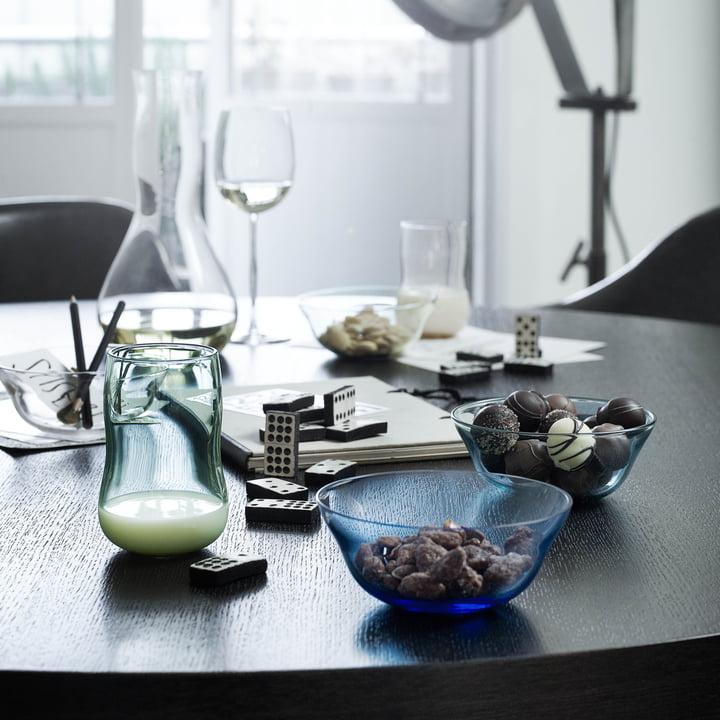 Holmegaard - Future - Trinkgläser, Weinglas, Karaffe, Schalen