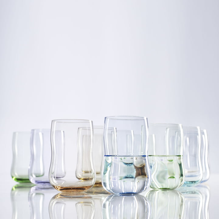 Holmegaard - Future Trinkgläser - Gruppe