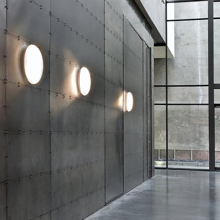 Louis Poulsen - Silverback Decken- und Wandleuchte