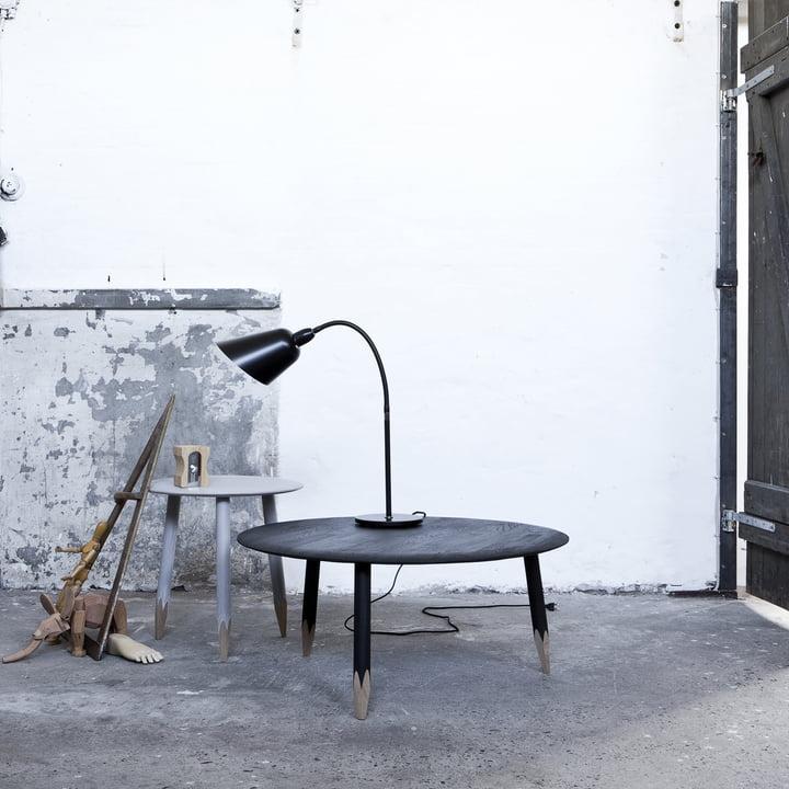 Hoof Table klein und groß von &Tradition