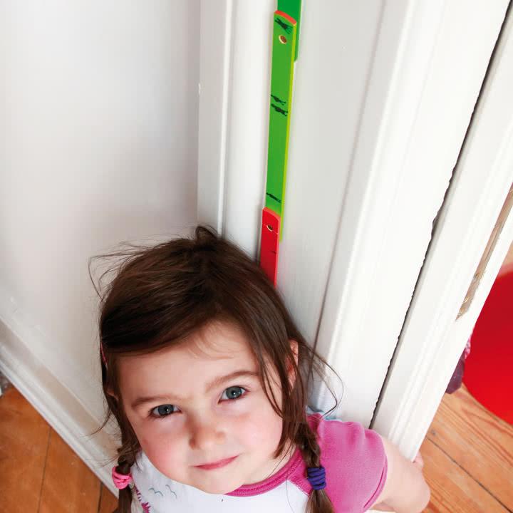 Donkey Products - Made 2 Measure, Kindermesslatte - mit Kind
