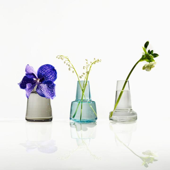 Flora Vasen von Holmegaard