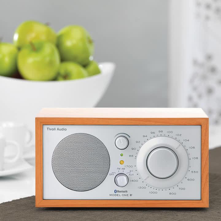Tivoli Audio - Model One BT, kirsche/ silber