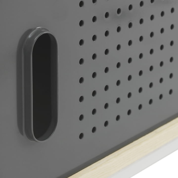 kabino sideboard von normann copenhagen connox. Black Bedroom Furniture Sets. Home Design Ideas