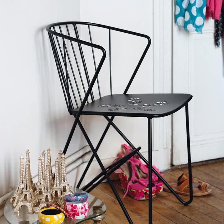 Flower Sessel mit Muster von Fermob