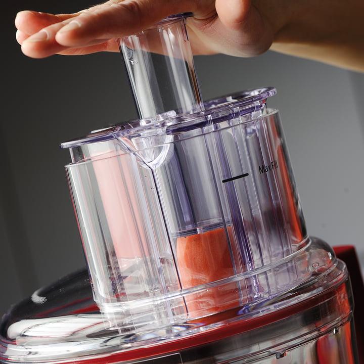 Der KitchenAid - Food Processor, 2,1 L - Einfüllstutzen