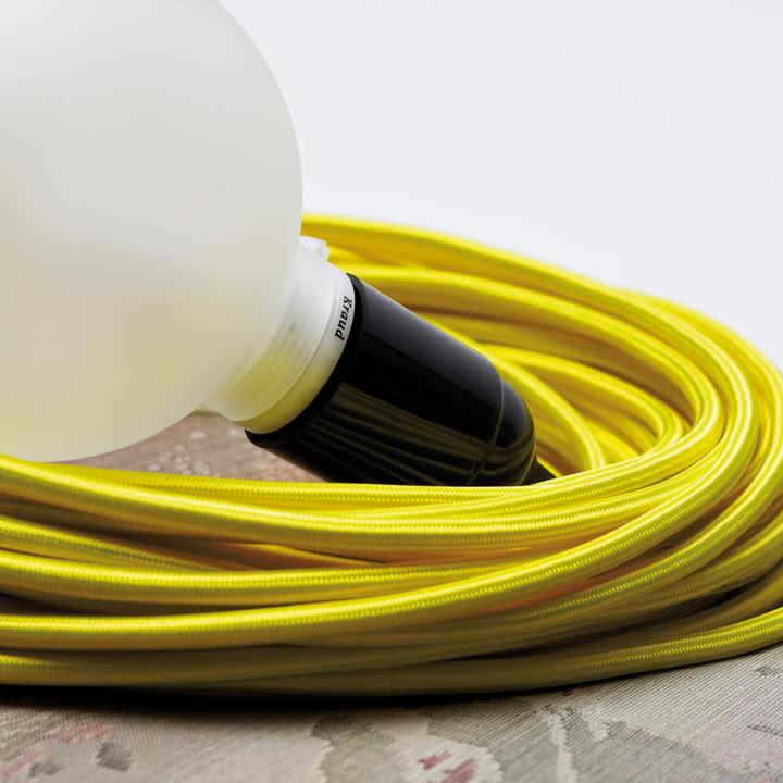 Kraud - Super-Light Freestyle, yellow - Fassung