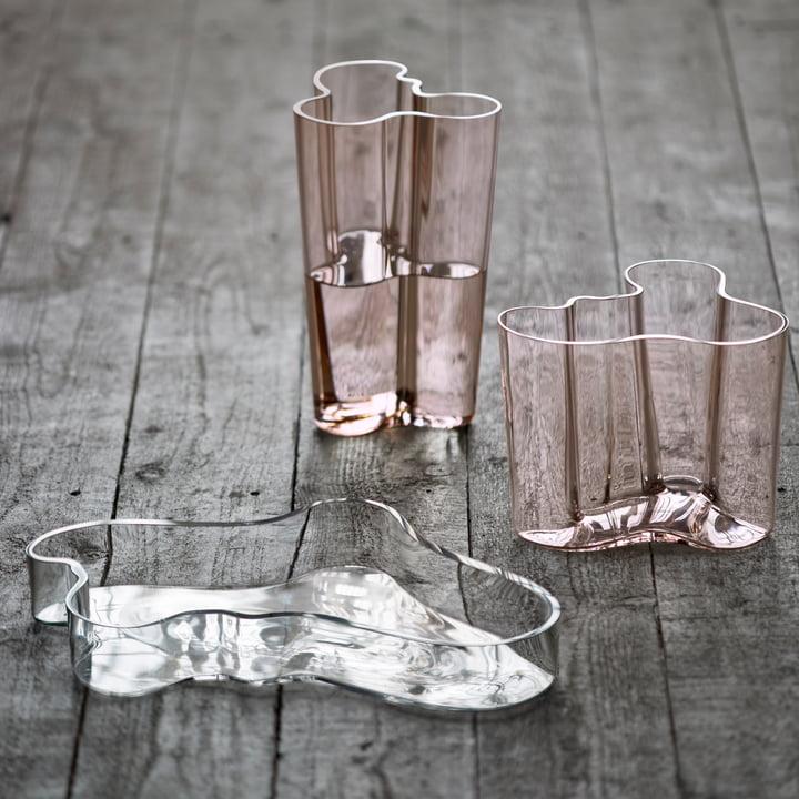 Die Savoy-Vase mit der Finlandia von Iittala