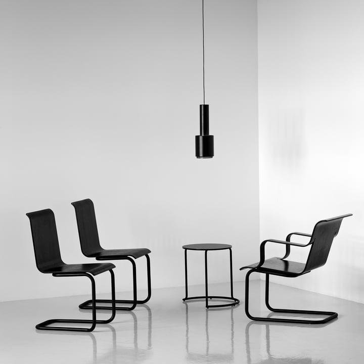Artek - Chair 23 und Side Table 606