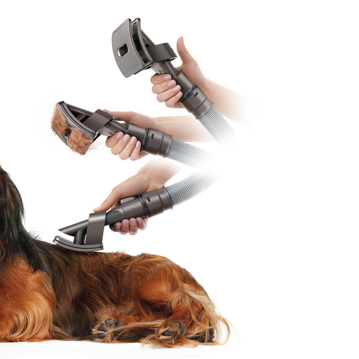 yson - Groom Hundebürste - Anwendung