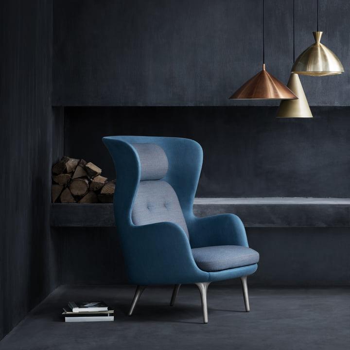 ro sessel von fritz hansen connox. Black Bedroom Furniture Sets. Home Design Ideas