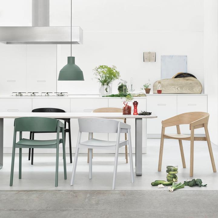 Küche dekorieren: 3 bezaubernde Stile