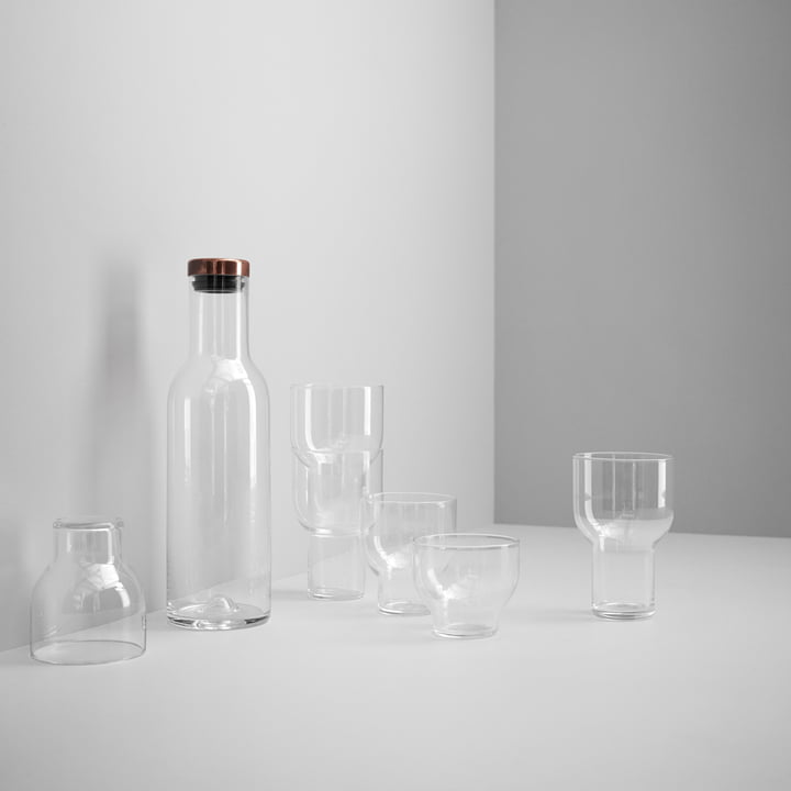 Menu - Stackable Glass - Gruppe