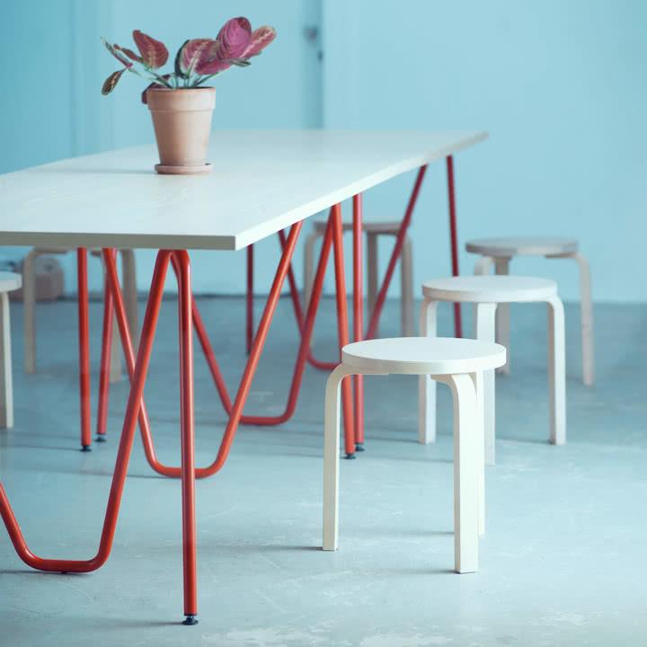 Tischlängen sind frei variierbar