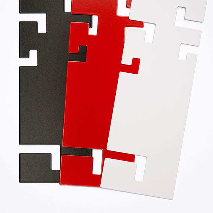 Lessing - Das Karten-Spalier