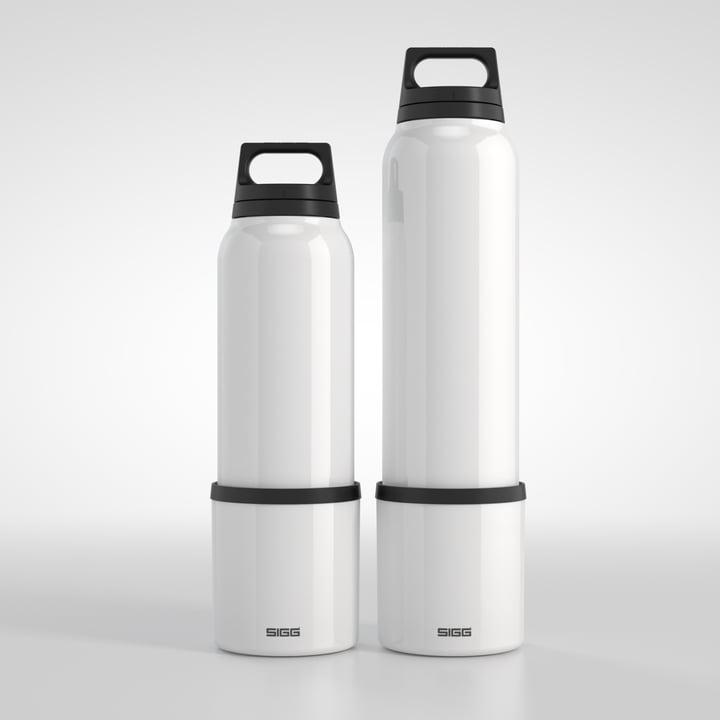 Sigg - Thermo 0.75 l und 1.0 l, classic white