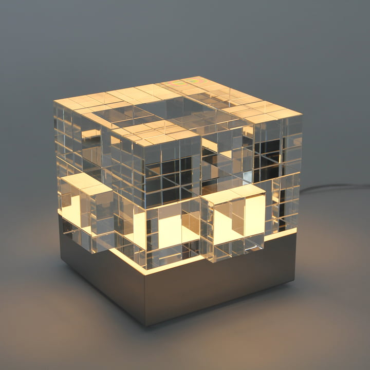 Tecnolumen - Cube Light, klar