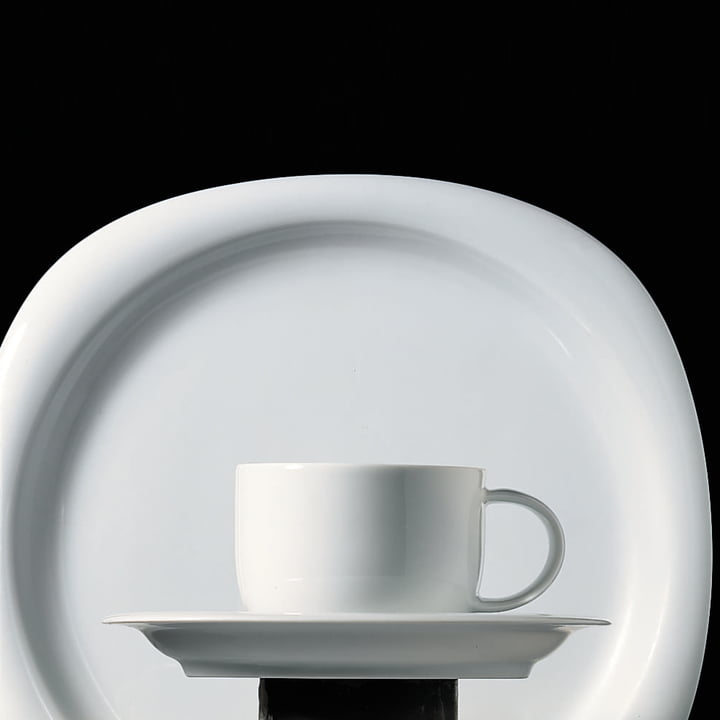 Rosenthal - Suomi Kaffeeset - Tasse mit Untertasse