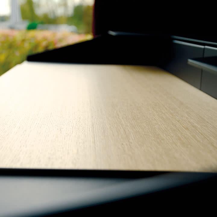 Radius Design - Miss Moneypenny Sekretär, Holzplatte