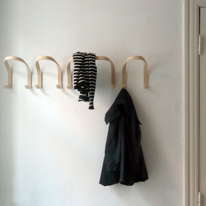 hook garderobenhaken von hay im shop. Black Bedroom Furniture Sets. Home Design Ideas
