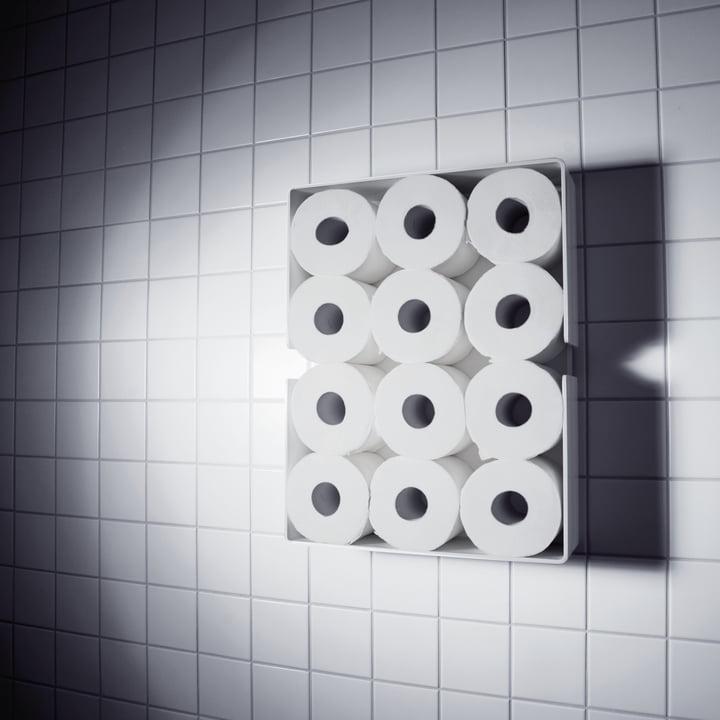 Puro Toilettenpapierschrank von Radius Design