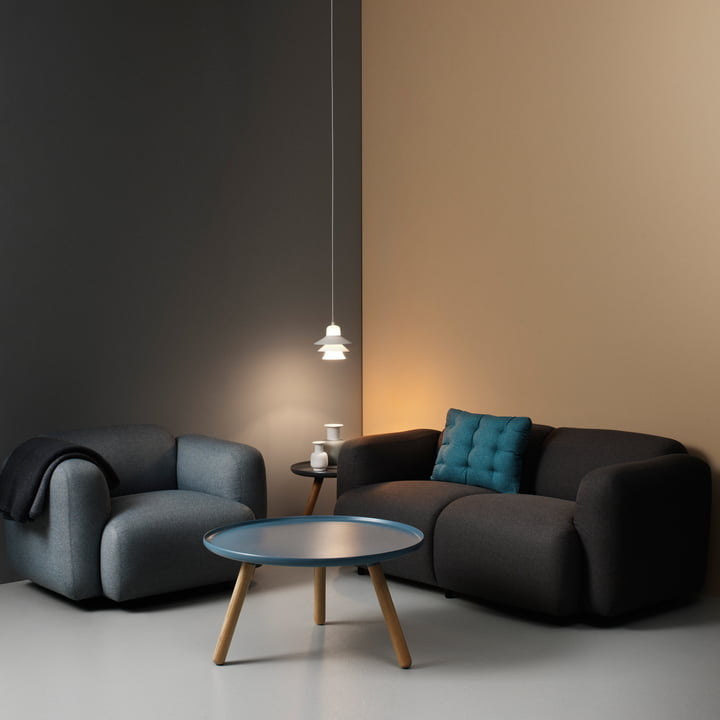 Normann Copenhagen - Swell Sofa und Sessel