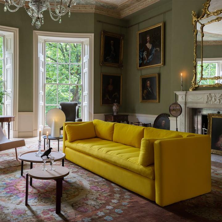 Hackne Sofa von Sebastian Wrong von Hay