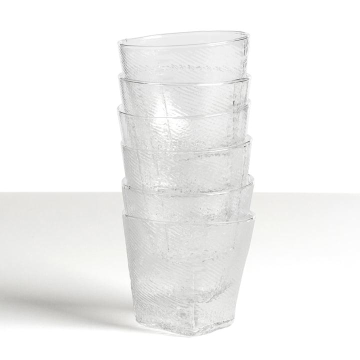 Tela Trinkglas von Silo Studio für Hay