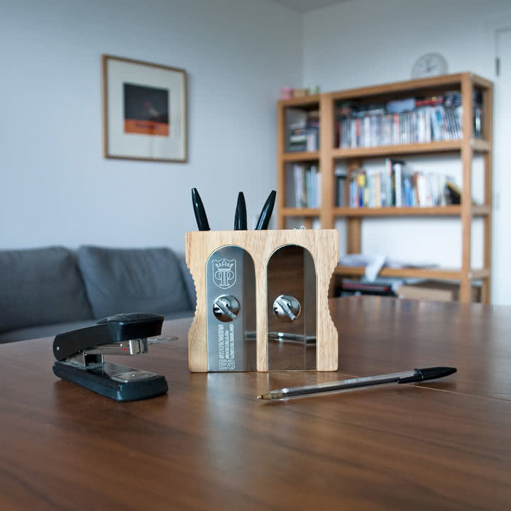 Suck UK - Sharpener Desk Tidy, Twin