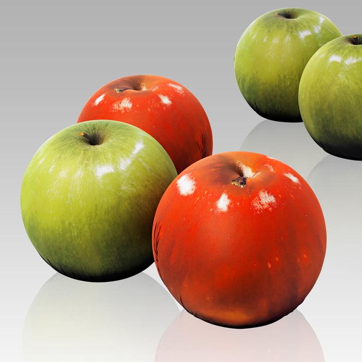 Baleri Italia - Tatino, Sitzball Eva (grüner Apfel)