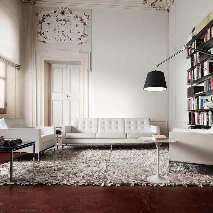 Florence 3 Sitzer Sofa von Knoll