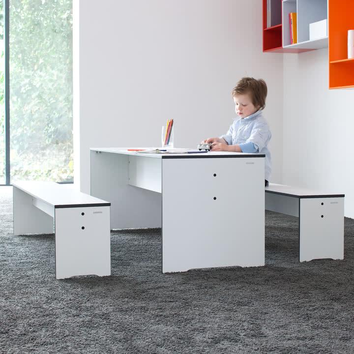 Conmoto - Riva Kids Tisch & Bänke, Indoor Kind