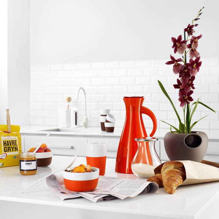 orchideentopf von eva solo im design shop. Black Bedroom Furniture Sets. Home Design Ideas