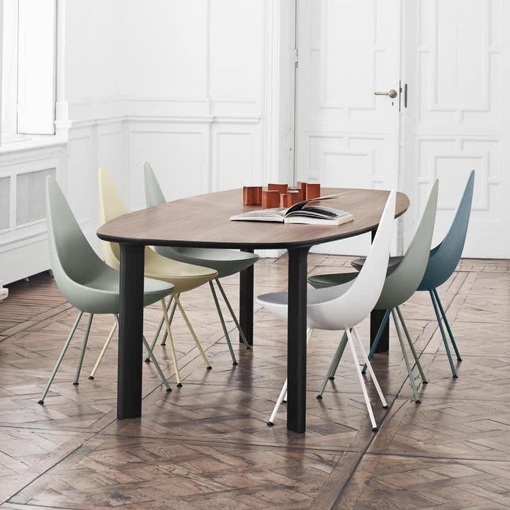 Analog Tisch Von Fritz Hansen Im Design Shop