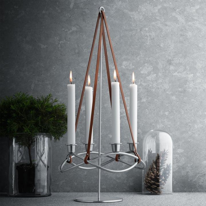 der season kerzenhalter von georg jensen. Black Bedroom Furniture Sets. Home Design Ideas