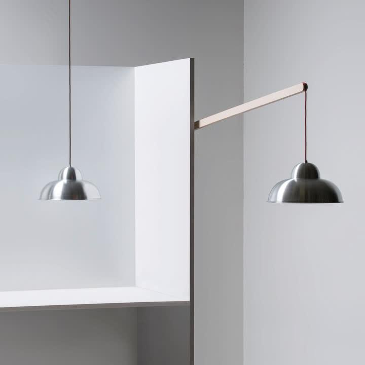 Wästberg - Studioilse Pendelleuchte w084s, Wand und Decke