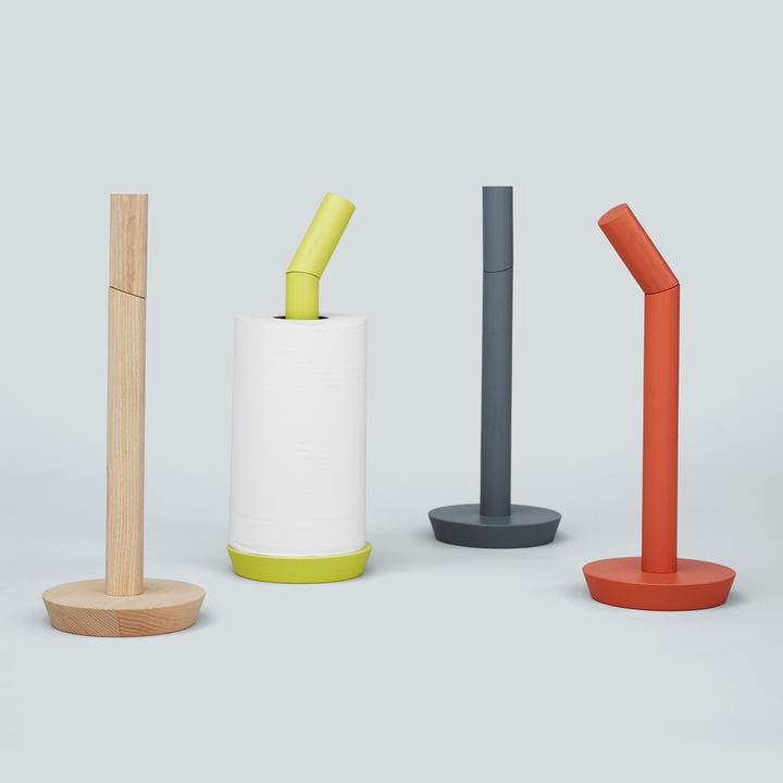 Der Hay - Porter Küchenrollenhalter in verschiedenen Farben