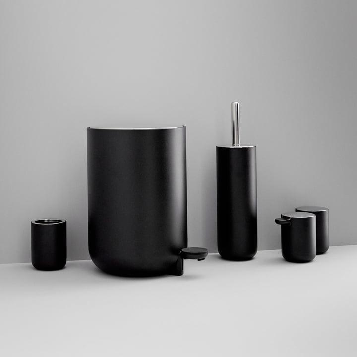 Menu - Norm Bath Produkte, schwarz