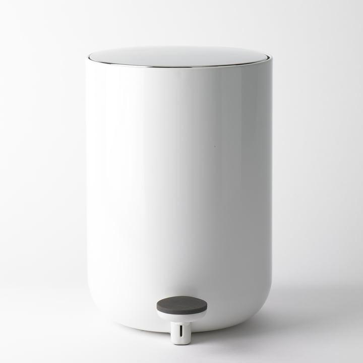 Menu - Bath Treteimer 7 Liter, weiß
