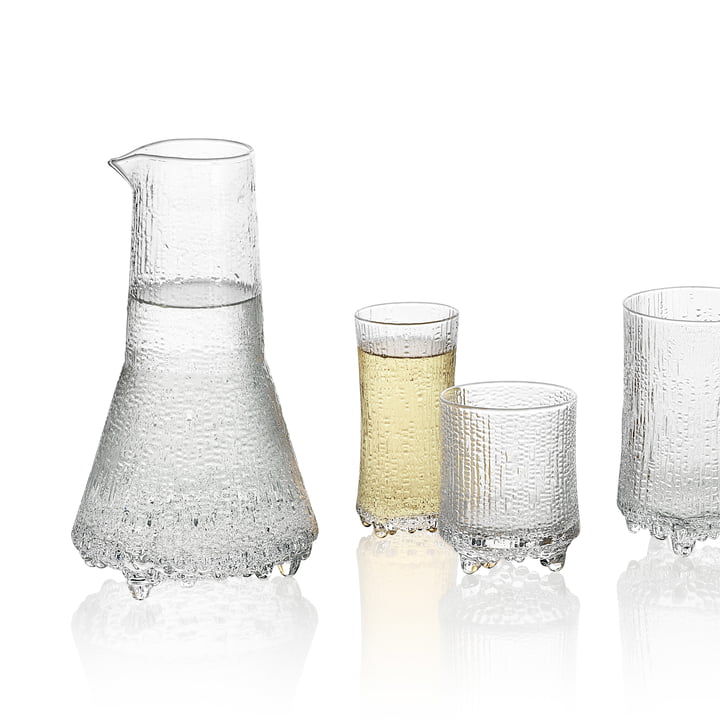 Iittala - Ultima Thule Karaffe und Gläser