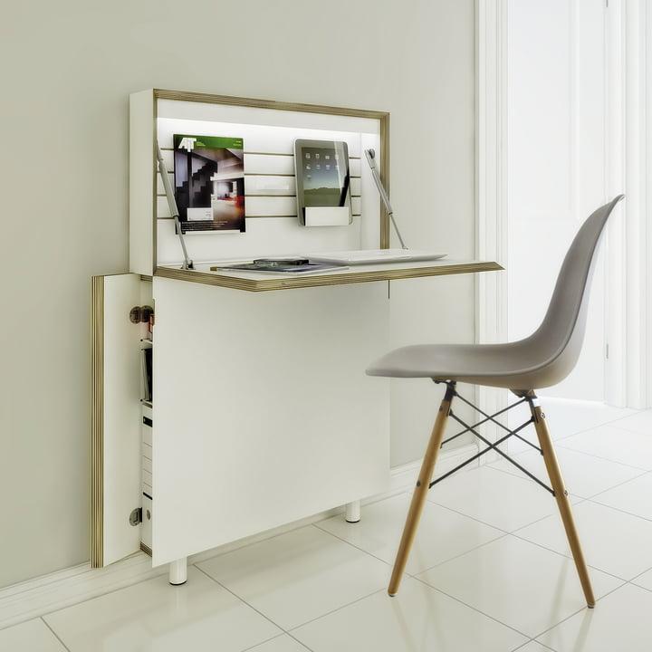 flatmate sekret r von m ller m belwerkst tten connox. Black Bedroom Furniture Sets. Home Design Ideas