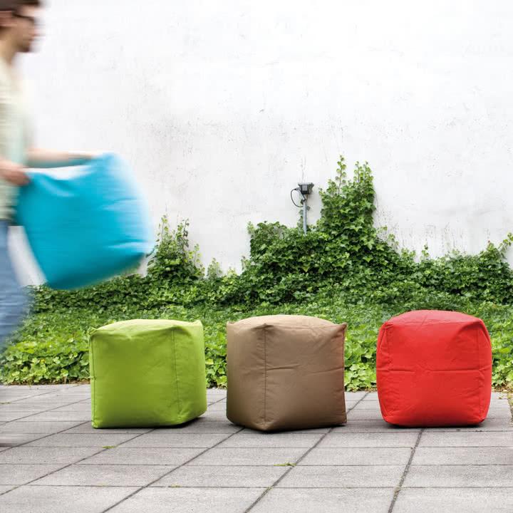 Cube für den Außenbereich