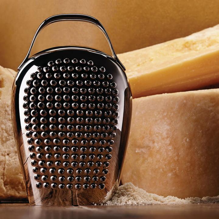 Alessi - Cheese Please Käsereibe, Edelstahl