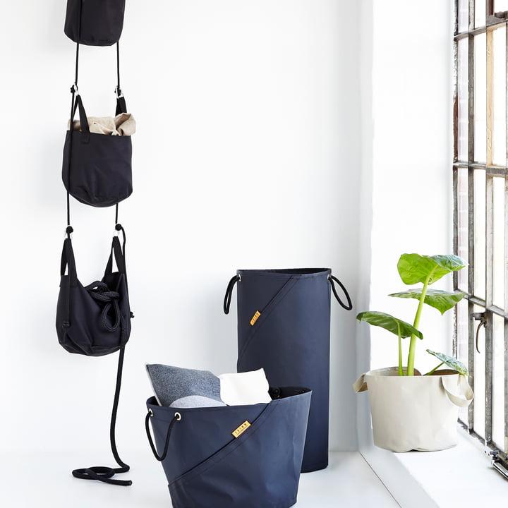 Trimm Copenhagen - Soft Pots + Rope, schwarz